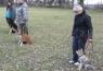 Poslušnost - ovladatelnost psa u nohy - koncentrace (2 měsíce)