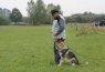 Stopy Goran z Deštné hory ( 1 a 6 měsíců) Cedulka označující začátek stopy